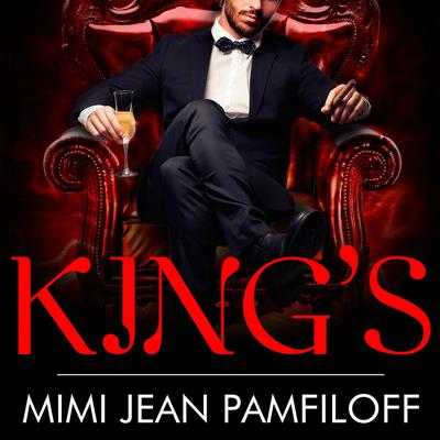 King of Me by Mimi Jean Pamfiloff audiobook