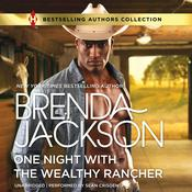 One Night with the Wealthy Rancher by  Brenda Jackson audiobook