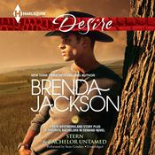 Stern & Bachelor Untamed by  Brenda Jackson audiobook