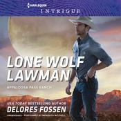 Lone Wolf Lawman by  Delores Fossen audiobook