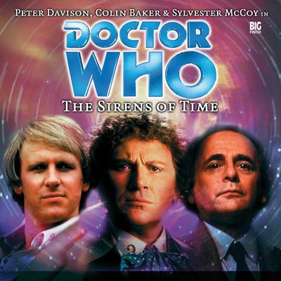 Doctor Who: The Sirens of Time by Nicholas Briggs audiobook