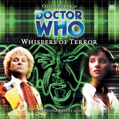 Doctor Who: Whispers of Terror by Justin Richards audiobook