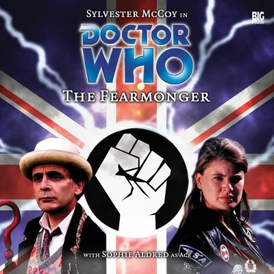 Doctor Who: The Fearmonger by Jonathan Blum audiobook