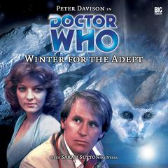 Doctor Who: Winter for the Adept by Andrew Cartmel audiobook