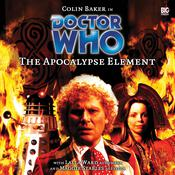 Doctor Who: The Apocalypse Element by  Steve Cole audiobook
