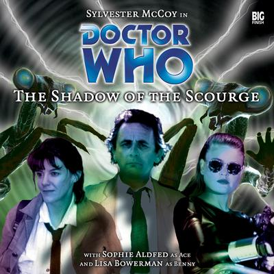 Doctor Who: The Shadow of the Scourge by Paul Cornell audiobook