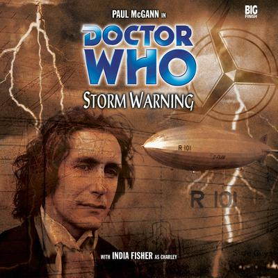 Doctor Who: Storm Warning by Alan Barnes audiobook