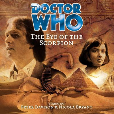 Doctor Who: The Eye of the Scorpion by Iain McLaughlin audiobook