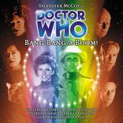Doctor Who: Bang-Bang-A-Boom! by  Gareth Roberts audiobook