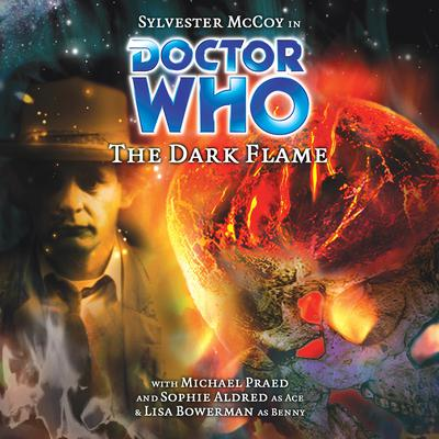 Doctor Who: The Dark Flame by Trevor Baxendale audiobook