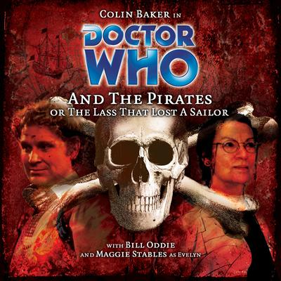 Doctor Who and the Pirates by Jacqueline Rayner audiobook