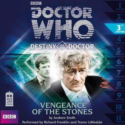 Doctor Who: Vengeance of the Stones by Andrew Smith audiobook