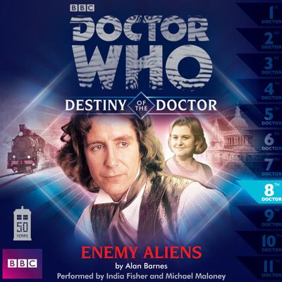 Doctor Who: Enemy Aliens by Alan Barnes audiobook