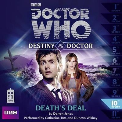 Doctor Who: Death's Deal by Darren  Jones audiobook