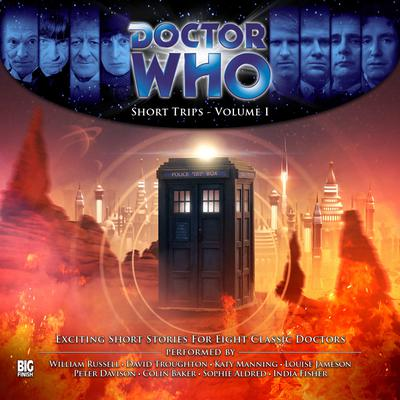 Doctor Who: Short Trips Volume 01 by George Mann audiobook
