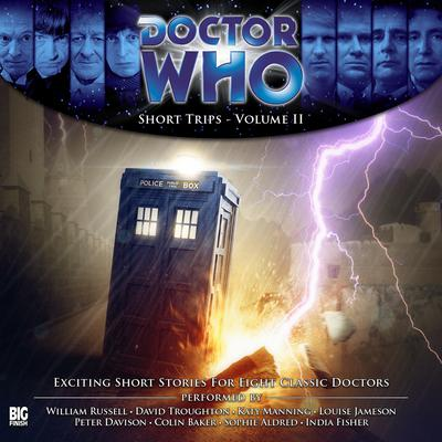 Doctor Who: Short Trips Volume 02 by Niall Boyce audiobook
