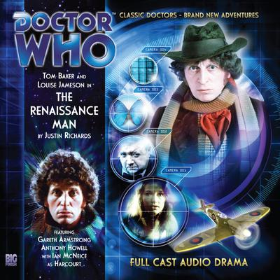Doctor Who: The Fourth Doctor Adventures: The Renaissance Man by Justin Richards audiobook