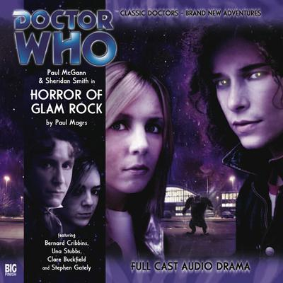 Doctor Who: The Eighth Doctor Adventures: Horror of Glam Rock by Paul Magrs audiobook
