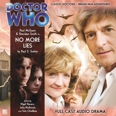 Doctor Who: The Eighth Doctor Adventures: No More Lies by Paul Sutton audiobook