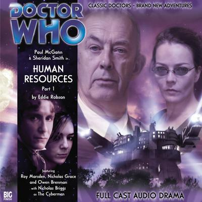 Doctor Who: The Eighth Doctor Adventures: Human Resources, Part 1 by Eddie Robson audiobook
