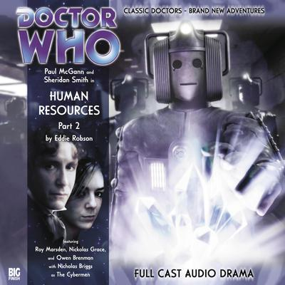 Doctor Who: The Eighth Doctor Adventures: Human Resources, Part 2 by Eddie Robson audiobook