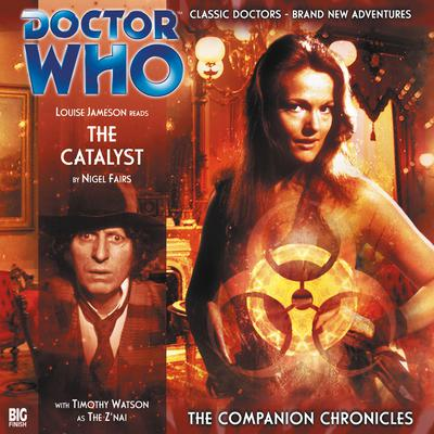 Doctor Who: The Catalyst by Nigel Fairs audiobook