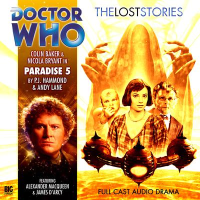 Doctor Who: Paradise 5 by P. J. Hammond audiobook