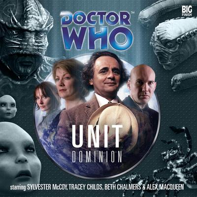 Doctor Who: UNIT: Dominion by Nicholas Briggs audiobook