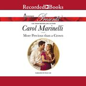 More Precious Than a Crown by  Carol Marinelli audiobook