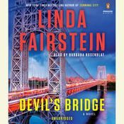 Devil's Bridge by  Linda Fairstein audiobook