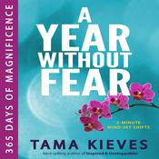 A Year Without Fear by  Tama Kieves audiobook