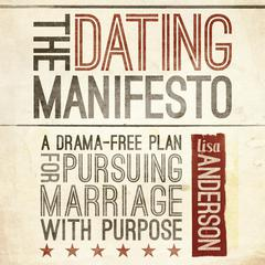 The Dating Manifesto by Lisa Anderson audiobook