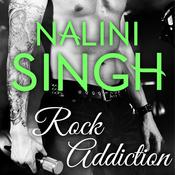 Rock Addiction by  Nalini Singh audiobook