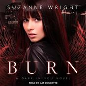 Burn by  Suzanne Wright audiobook