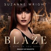 Blaze by  Suzanne Wright audiobook