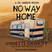 No Way Home by  Annette Dashofy audiobook