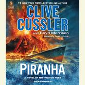 Piranha by  Clive Cussler audiobook