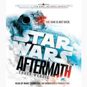 Aftermath: Star Wars by  Chuck Wendig audiobook