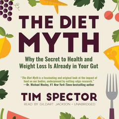 The Diet Myth by Tim Spector audiobook