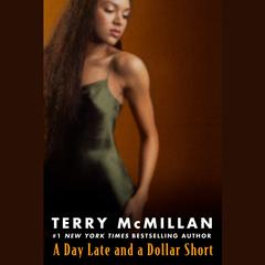 A Day Late and a Dollar Short by Terry McMillan audiobook