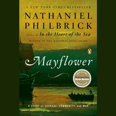 Mayflower by Nathaniel Philbrick audiobook