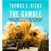 The Gamble by  Thomas E. Ricks audiobook