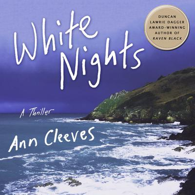 White Nights by Ann Cleeves audiobook