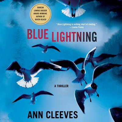 Blue Lightning by Ann Cleeves audiobook