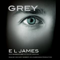 Grey by E. L. James audiobook