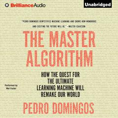 The Master Algorithm by Pedro Domingos audiobook