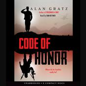 Code of Honor by  Alan Gratz audiobook