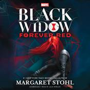 Marvel's Black Widow: Forever Red by  Margaret Stohl audiobook