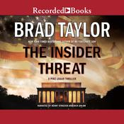 The Insider Threat by  Brad Taylor audiobook