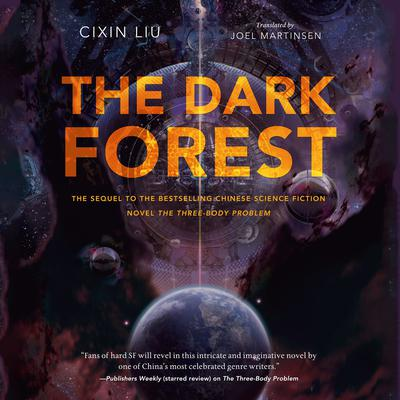 The Dark Forest by Cixin Liu audiobook